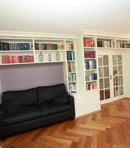 Landhaus Bibliotek