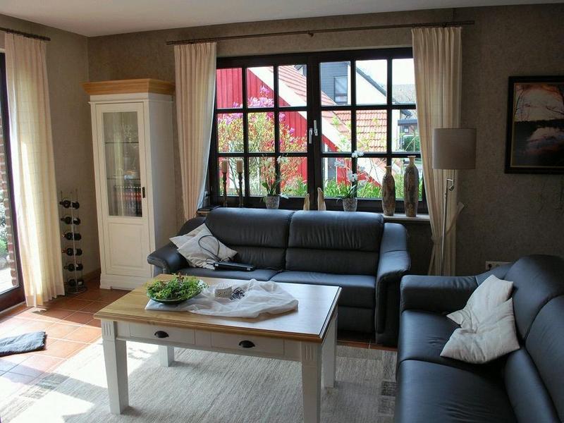 Einrichtungen Aller Art Landhaus Wohnzimmer Im Münsterland