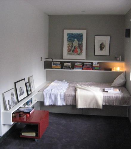 Schlafzimmer / Betten